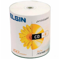 Cd-r Elgin Printable C/100un