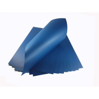 Papel Colorplus Porto Seguro (azul escuro)180g A4 C/9Fl