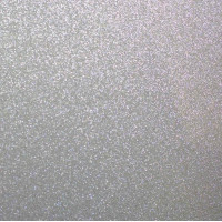 Papel Gliter Prata 140g A4 5 Folhas
