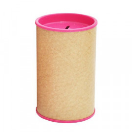 Cofre Papelao Pink C/6