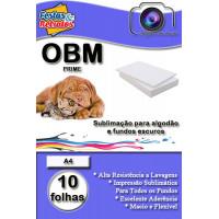 Obm Prime A4 Com 10