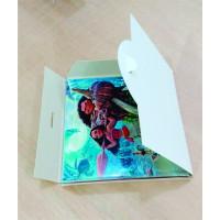 Caixinha P/ Azulejo 20x20 De Papel Duplex 300g Sublimatica