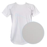 Camiseta Adulto Branca DryFitUV - GG