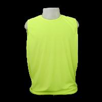 Camiseta Regata Masculina Dryfit Furadinha Verde GG